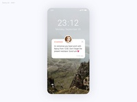 Daily UI Challenge #049 - Notifications - Take2