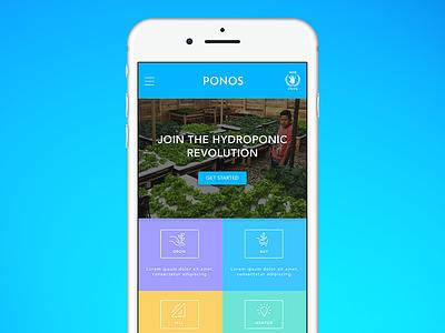 UN World Food Program App food innovation agtech un