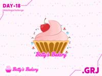 Betty's Bakery-Challenge 18