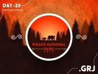 Pikake National Park Challenge 20
