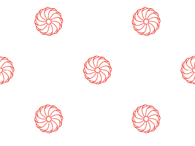 Pin-wheel Pattern
