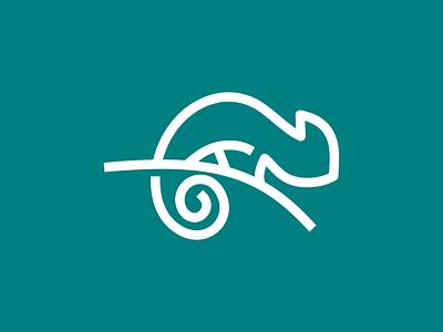 Bunglon Logo minimalist logo agency reptiles minimalist design art reptile designer clean ui bunglon design clean minimal mark symbol company logo simple logo design icon branding logo