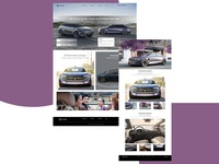 Byton redesign light website