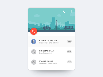 map card, city guide during travelling web ui map download city guide location interface app mobile