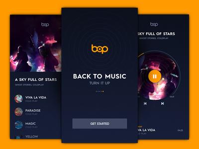 Bop Music - Comeback