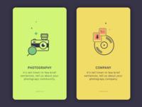 Photography App Walkthrough