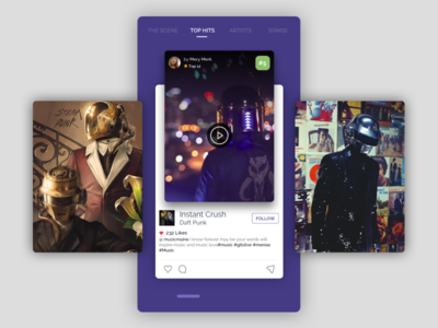 Tenory iOS Hits Landing mobile