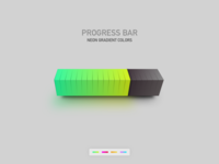 3d Progress bar