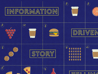 Information Driven Storytelling