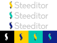 My proposal of Logo Design for Steeditor