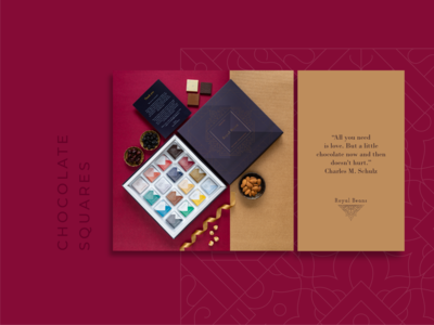 Royal Beans - Brand Refresh & Packaging