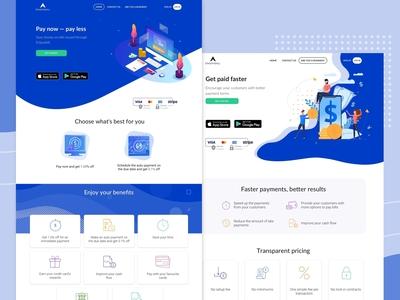 Enjoyabill rebranding / payment system / Business