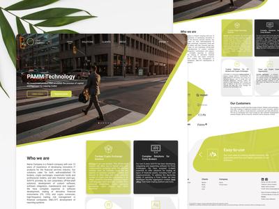 Company Website / IT Company