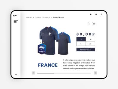 Nike - France