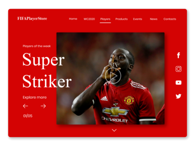 fifa store WEBPAGE