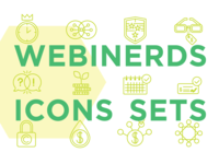 Webinerds icons