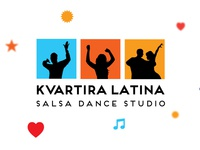Logo for salsa dance school