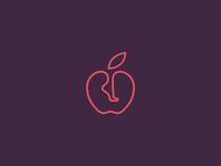 Apple Foot logo