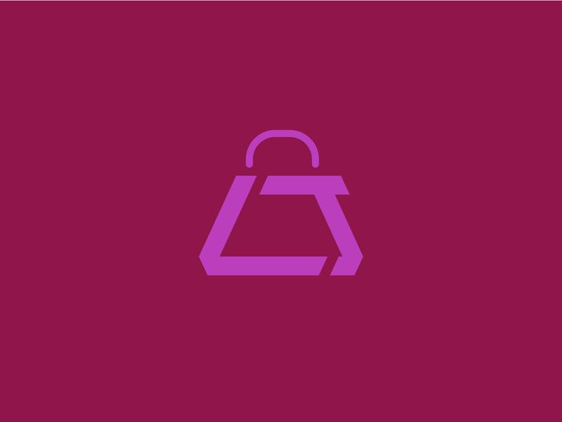 LT vanity hand bag logo vector ui lettering branding and identity handmade advertising brand identity best designer branding adobe typography logo design illustration colorful logotype concept color adobe illustrator logo life track