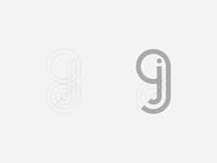 Personal Branding Monogram Construction