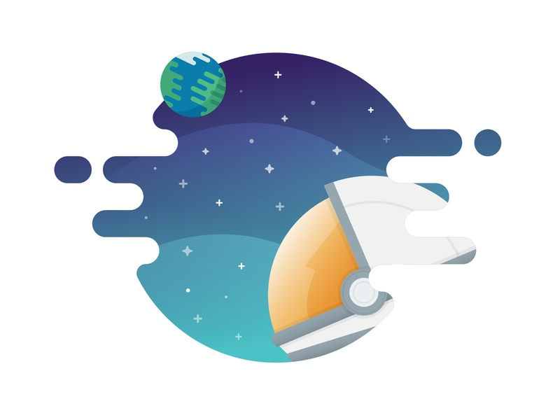Space Tenet space illustration