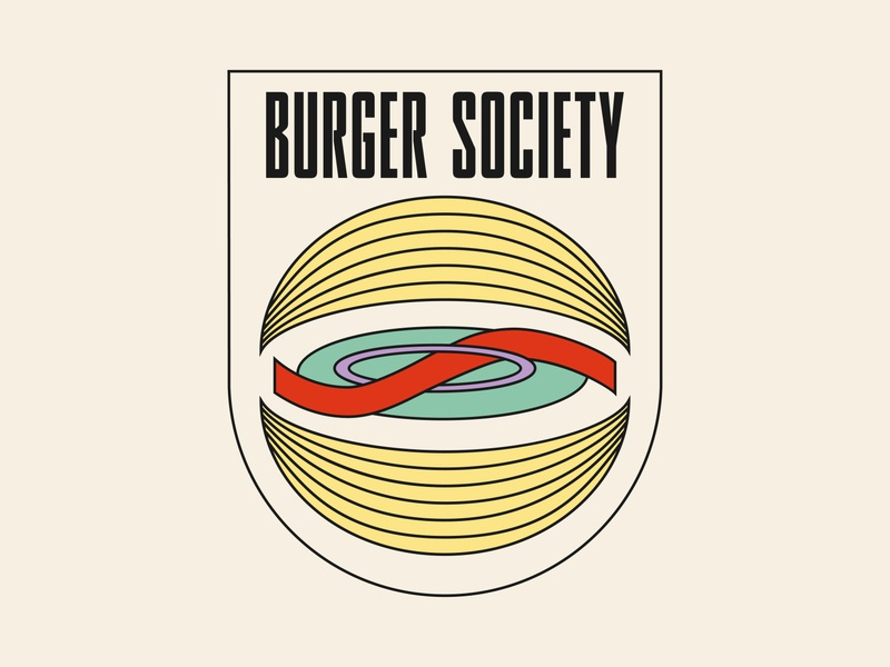 South Bend Burger Society - Brand Identity