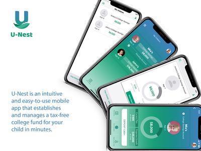 UX design mobile app