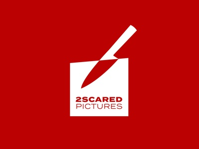 2 Scared Pictures logo designer mirigfx graphic design branding logo design logo