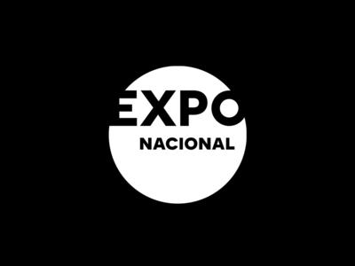 Expo Nacional logo designer mirigfx graphic design branding logo design logo