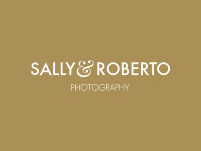Sally & Roberto Photography logo designer mirigfx graphic design branding logo design logo