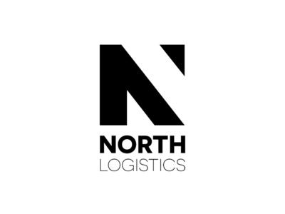 North Logistics logo designer mirigfx graphic design branding logo design logo