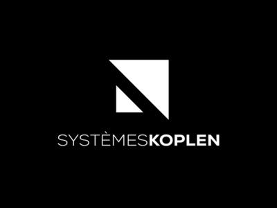 Koplen logo designer mirigfx graphic design branding logo design logo