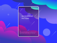 #Daily UI - Background Pattern