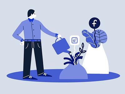 Grow your social media skills