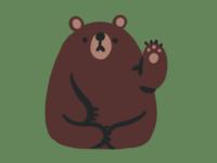 Hi bear!