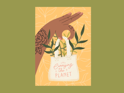 Carrying the planet