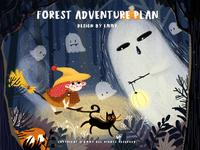 Forest Adventure Plan