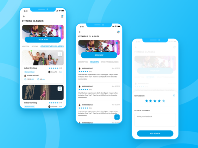 Cairo Gyms App visual design rate feedback reviews booking gym app gym workout tracker workout fitness app fitness classes fitness mobile app design product design user interaction branding design ui ux design user interface design user experience design dribbble best shot