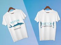 Ketch Harbour T-Shirt Design