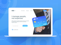 NIB Bank Landing Page