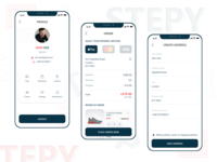 Stepy | Sports Products App