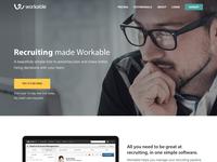 Workable Homepage