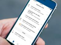 Agenda - iOS