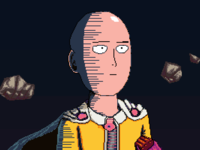 Saitama (OnePunch-Man)