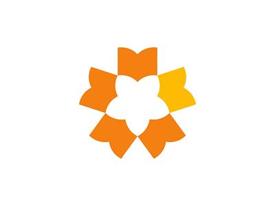 Serbica Logo Design logo branding brand design brand identity logo design logotype branding design choir conductor logos yellow orange symbol design visual identity brand circular classical music singing
