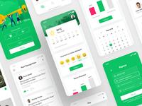 Employee Engagement App Design