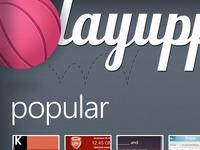 Layuppp for Windows Phone 7