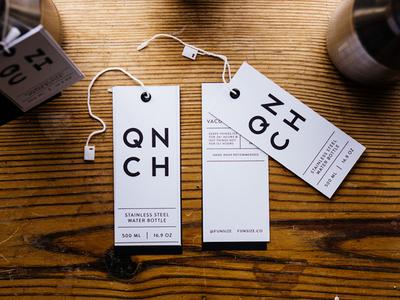 QNCH Hang Tags