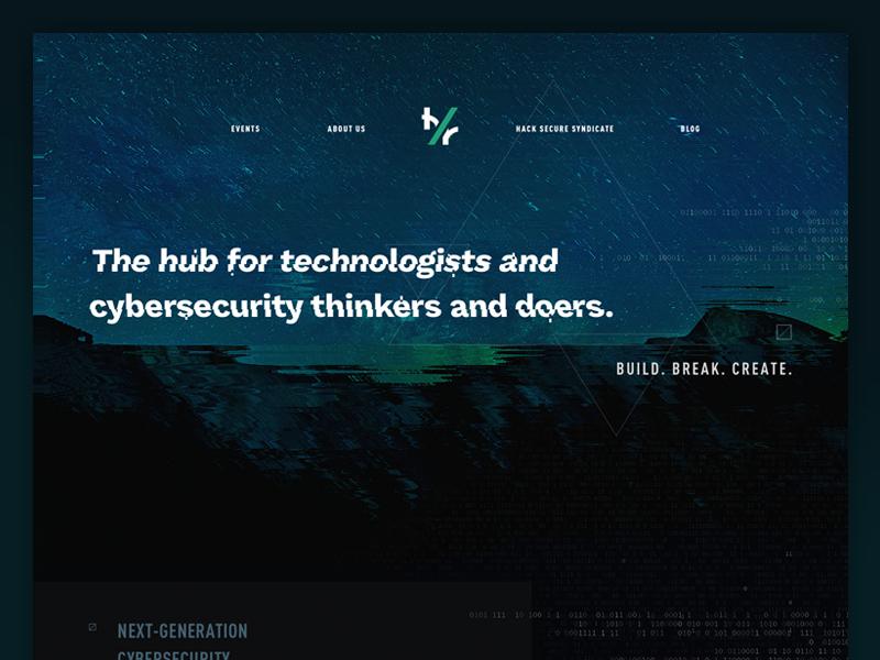 Hacksecure concept