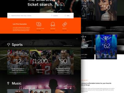 TicketIQ Concept funsize dark web website